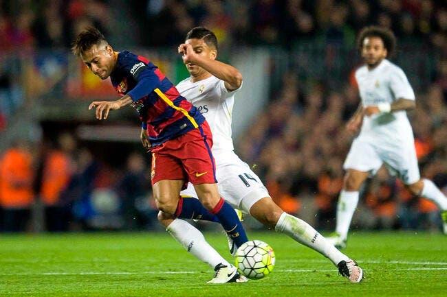 Neymar explique pourquoi le Real Madrid l'a recalé