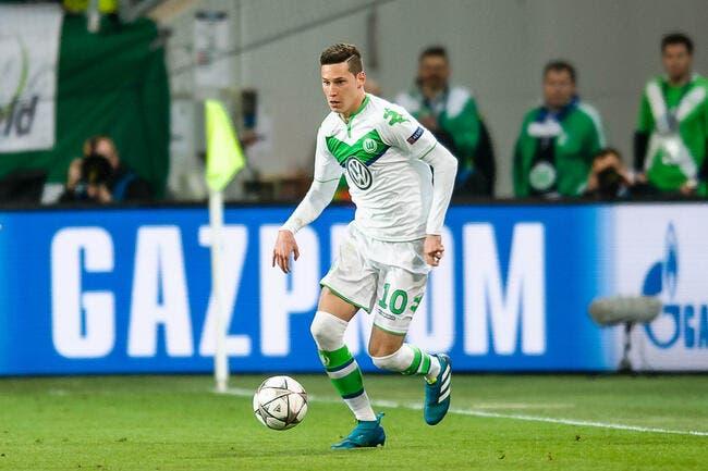 PSG: C'est chaud entre Draxler et Wolfsburg, Paris a la solution…