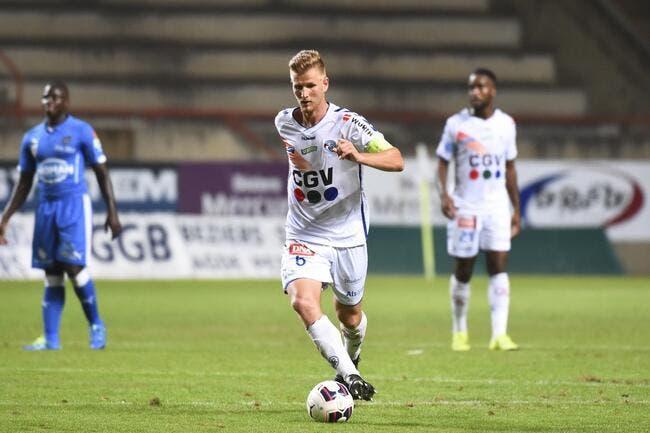 RC Strasbourg - Amiens : 1-0