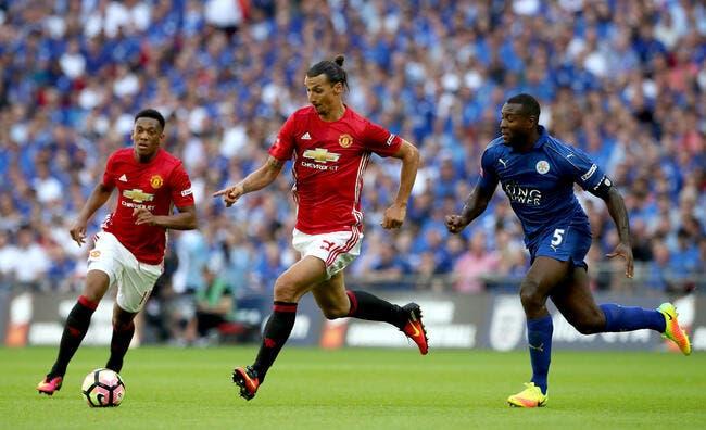 Angleterre : Ibrahimovic offre un premier trophée à Man. United !