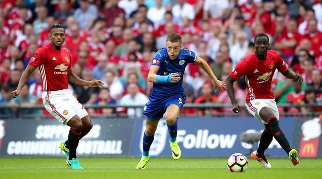 Man. United – Leicester 2-1