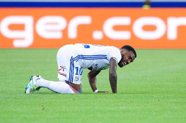 OL : Alexandre Lacazette fait trembler Lyon