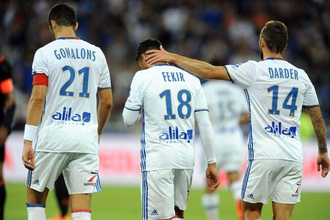 OL : Gonalons veut trouver pourquoi Lyon a pris la foudre