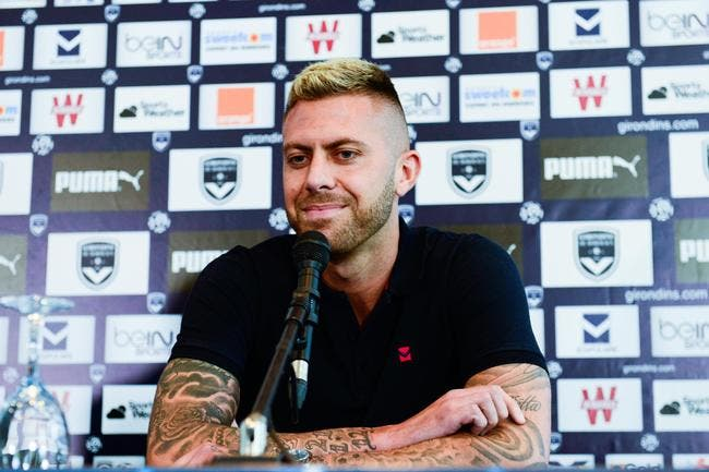 Bordeaux : Ménez le joueur à l'oreille coupée aura un casque contre l'ASSE