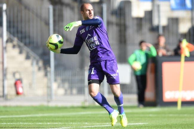 Mercato : Laissé libre par Troyes, Dreyer signe à Caen