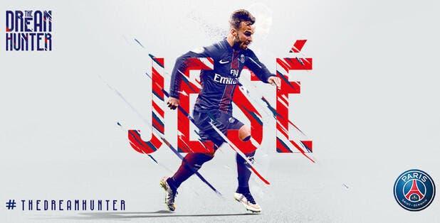 Officiel : Jesé au PSG jusqu'en 2021