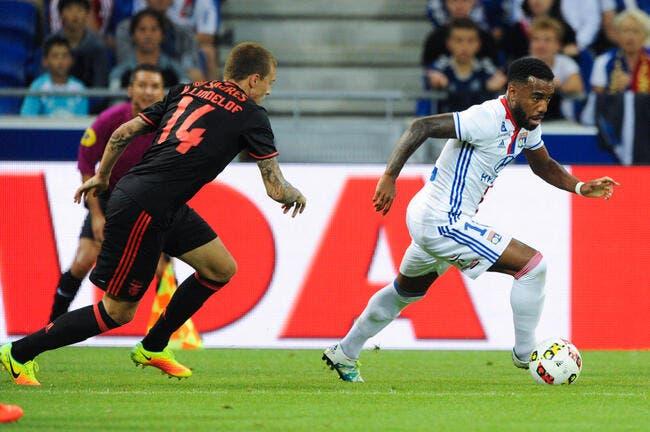 OL: Lyon finalise un contrat historique pour Lacazette