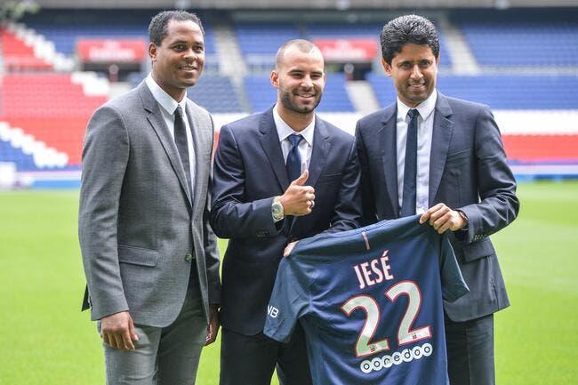 PSG : Jesé fait ses premières confidences au Paris SG