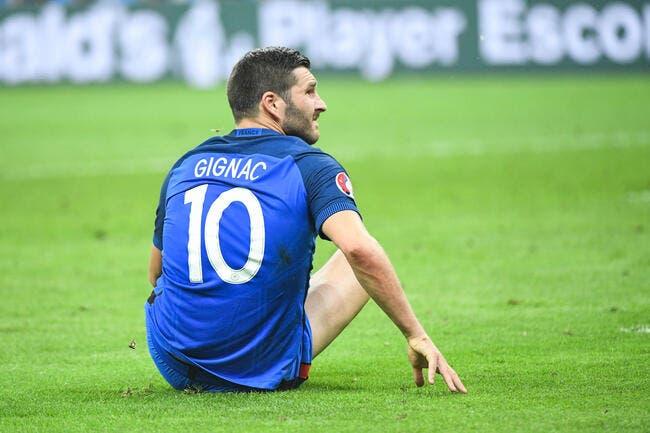 Mercato : Gignac n'a pas été balancé sur la touche par Barcelone