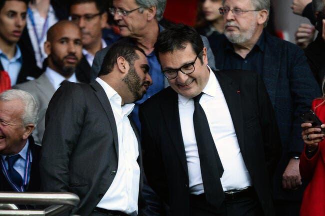 OL: Aulas attaque le PSG sur le compte de BeInSports