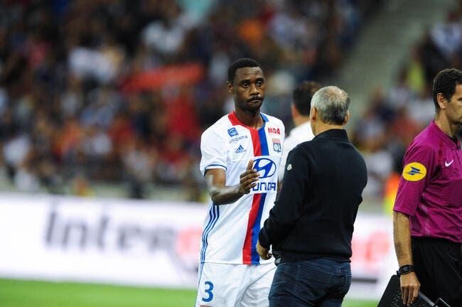 OL : Nkoulou ne s'enterre pas à Lyon promet une légende camerounaise