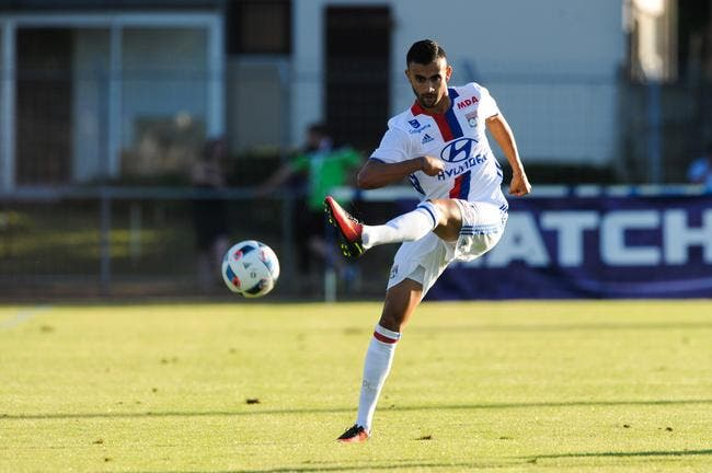 OL : West Ham pose 8 ME sur la table pour Ghezzal !