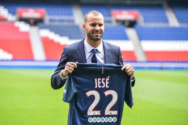 PSG : Le Real pense-t-il avoir pigeonné Paris avec Jesé ?