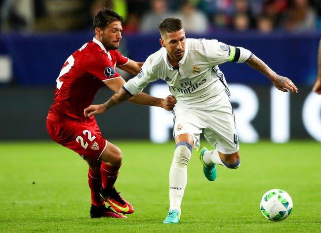 Real Madrid – FC Séville 3-2 (ap).