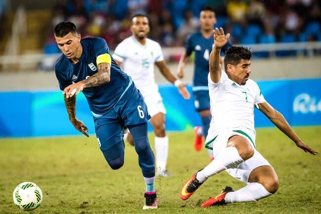 JO 2016 : L'Argentine et l'Algérie out !