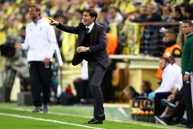 LdC : Une semaine avant de défier Monaco, Villarreal n'a plus d'entraîneur