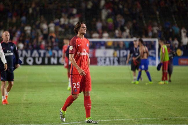 Mercato: Grenier oublié, le Milan AC a trouvé mieux au PSG