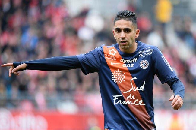 MHSC: Lazio, Celta Vigo… Boudebouz demande une faveur à Montpellier