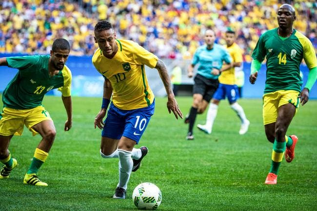Neymar peut faire une Messi, le Brésil supplie ses supporters