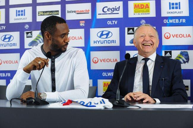 OL : Nkoulou allait signer à la Roma, devinez qui l'a fait changer d'avis ?