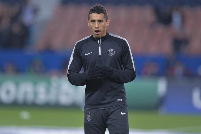 PSG: Le banc de Paris plutôt que le Barça, bravo Marquinhos