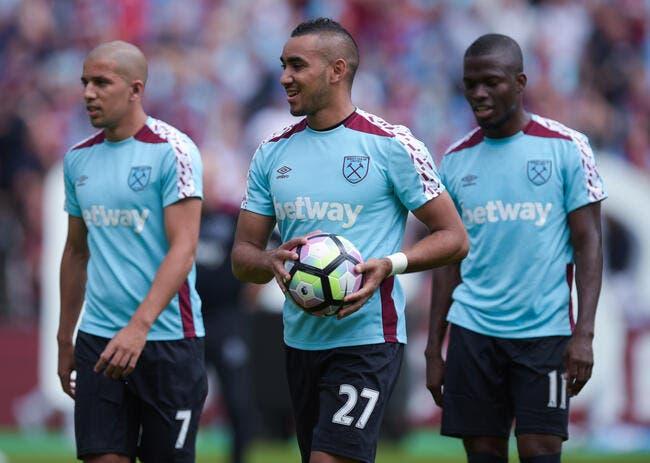 Mercato : La fierté de West Ham d'avoir gardé Payet