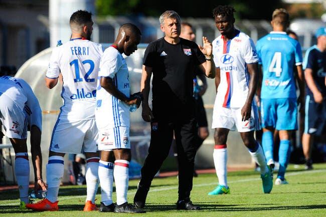OL : Il manque un attaquant à Lyon balance Genesio