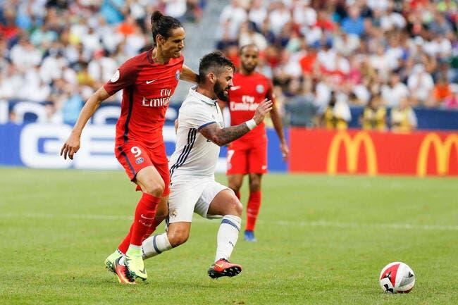 PSG : Cavani absent à Bastia, Jesé sur le banc ?