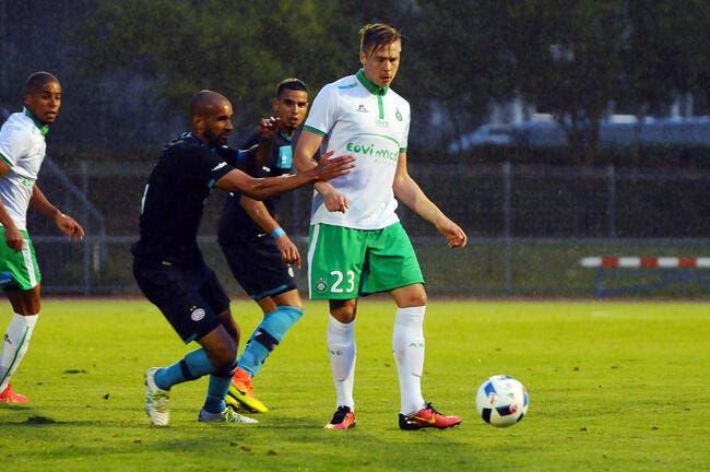 ASSE: Avec Soderlund contre Bordeaux
