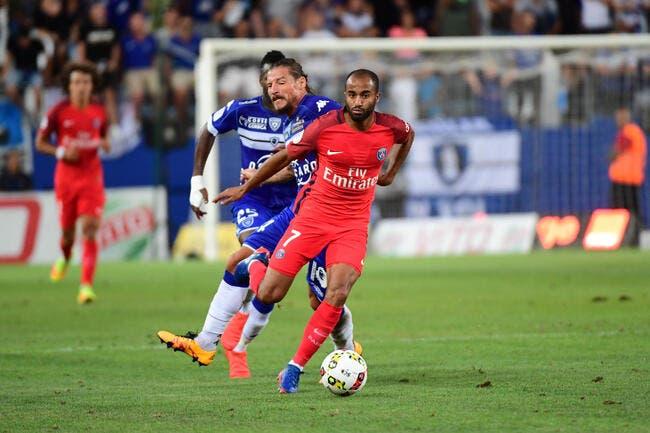 Bastia – PSG 0-1