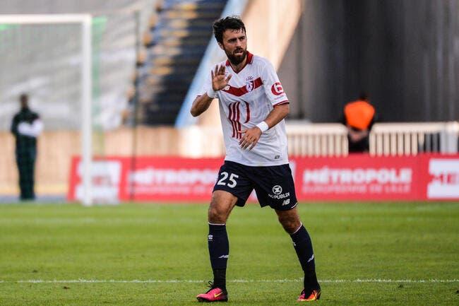 LOSC : Quatre absents contre Metz