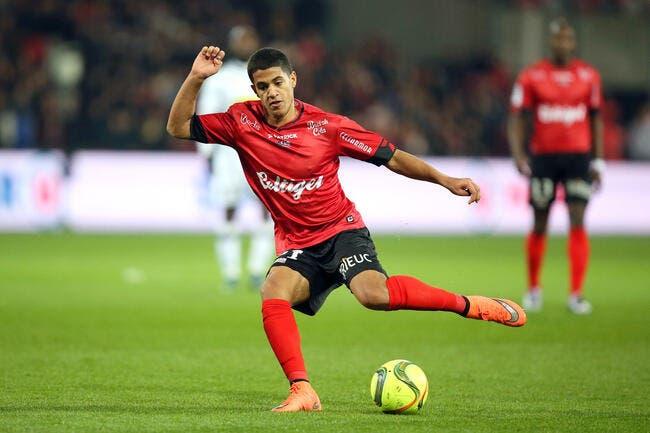 OL: Ludovic Blas à Lyon, Guingamp discutera en 2018