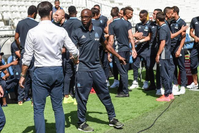 OM: Nouveau capitaine, Lass Diarra évoque un départ