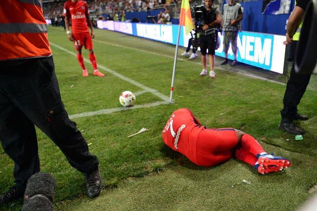 PSG: Lucas n'aime pas Bastia et ses supporters