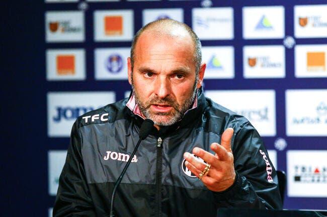 TFC: Toulouse a trouvé en Dupraz son roi de la com