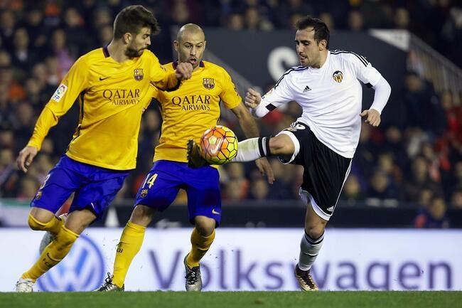 Barça: Paco Alcacer, le gros coup inattendu au mercato!