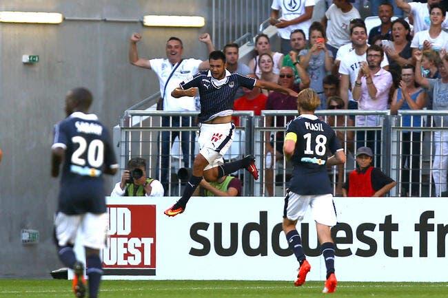 Bordeaux bat l'ASSE avec une énorme frayeur!