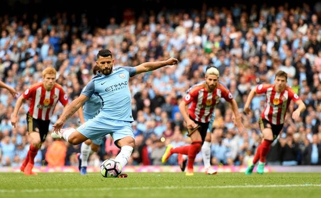 Manchester City - Sunderland : 2-1