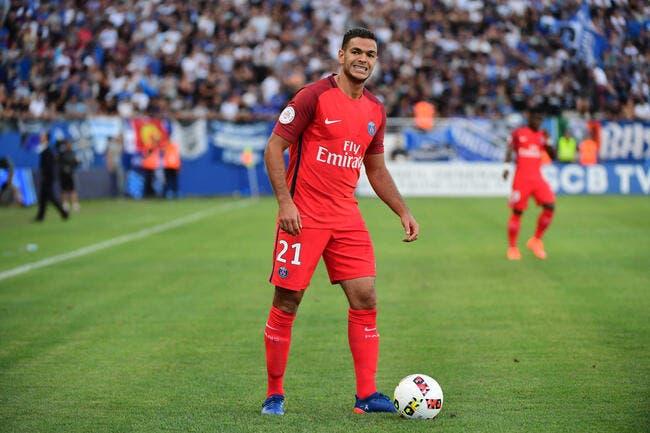 PSG: Ben Arfa ne pense pas être nase à son poste