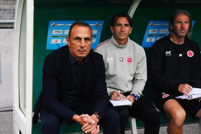 Valenciennes - Reims : 0-0