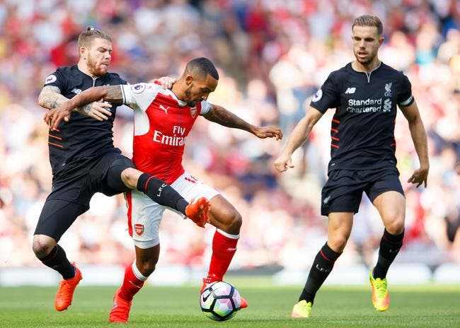 Arsenal - Liverpool : 3-4