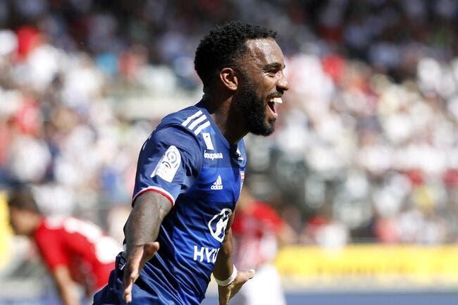 OL : Lacazette veut marquer «100 buts avec Lyon en Ligue 1»