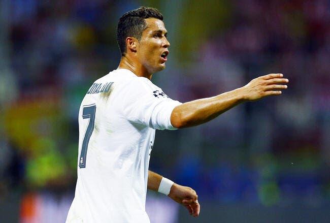 Un secret de Cristiano Ronaldo balancé par une star de l'Ultimate Fighting