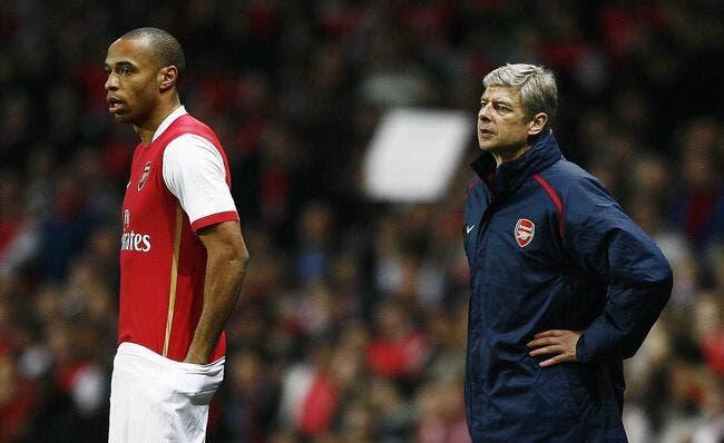 Arsenal : Thierry Henry prend le risque de vexer très fort Wenger
