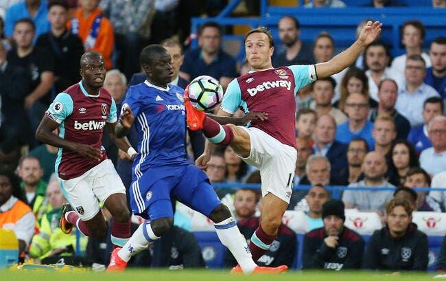 Chelsea - West Ham : 2-1