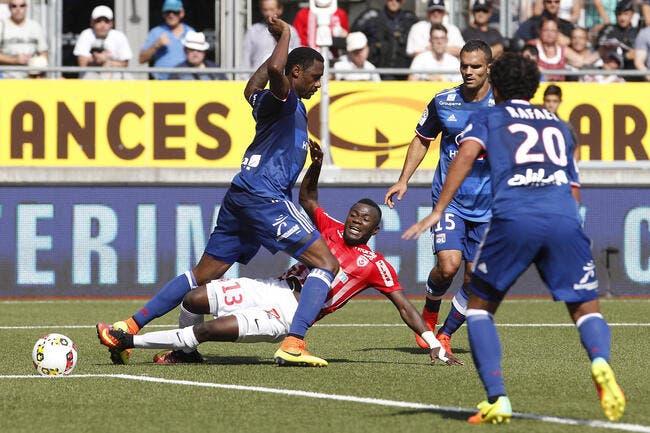 OL : Nkoulou sait qu'il peut et doit mieux faire à Lyon