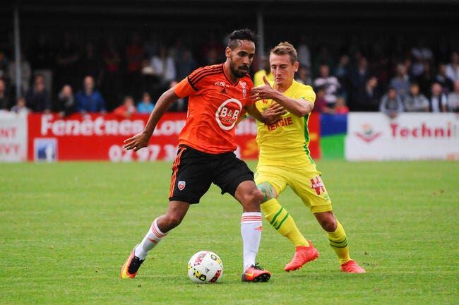 FC Nantes : C'est chaud avec Lorient pour un milieu de terrain