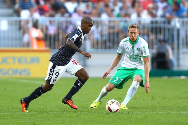 Mercato : Diego Rolan très chaud pour quitter Bordeaux !