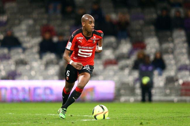 Mercato : Pisté par le MHSC, Gelson Fernandes « reste à Rennes »