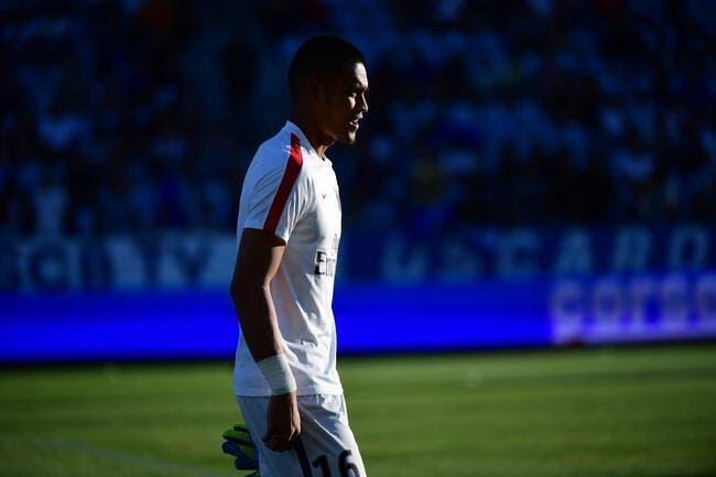PSG : Areola a-t-il une place de numéro  1 promise par Emery ?